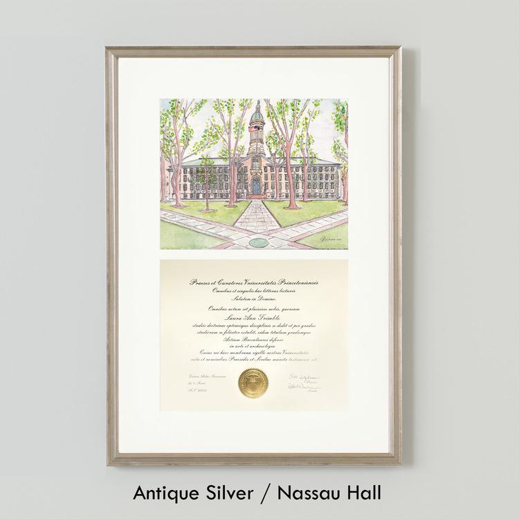 Diploma Frames — LAURA ANN