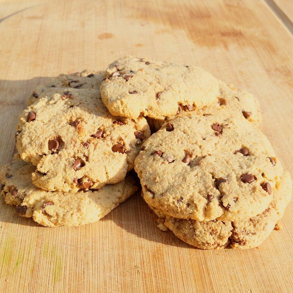 Natalie pfund's cookies