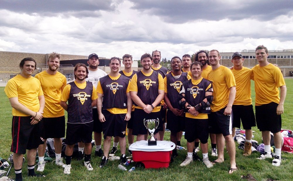 Pittsburgh Lacrosse // Men's Lacrosse // William Penn Tavern