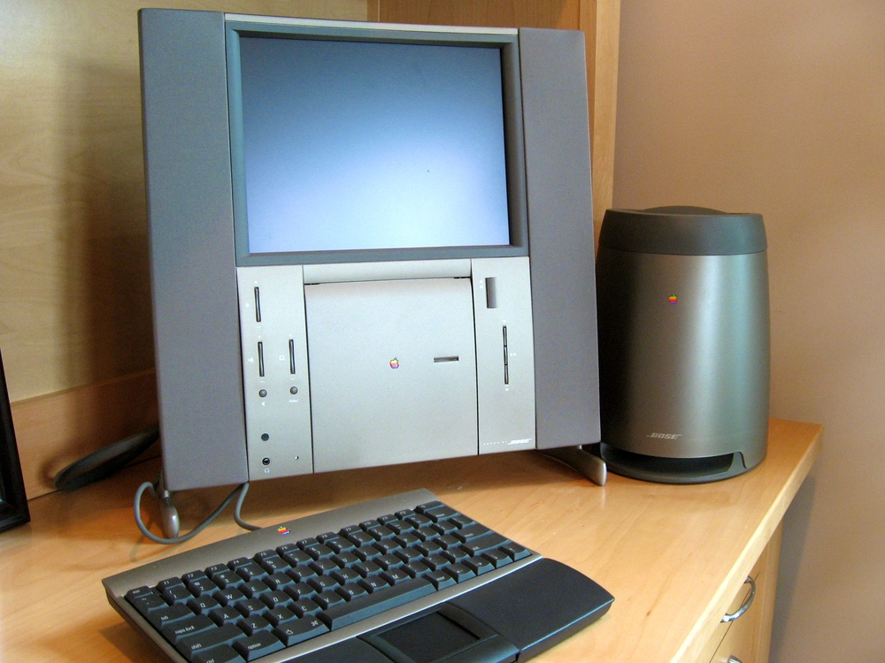 20th Anniversary Macintosh – From the desk of Neal A. Pann, Architect