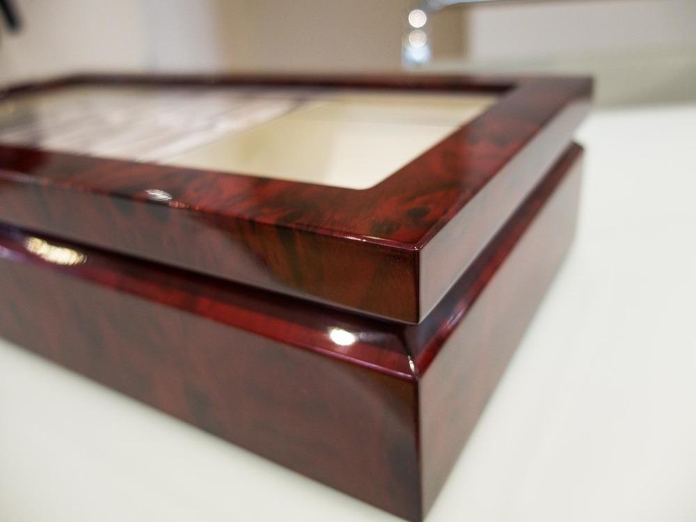 Oyo Box / Cherry Wood
