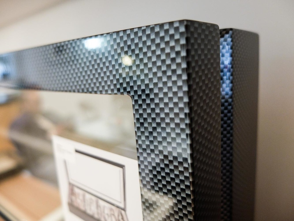 Oyo Box / Carbon Fiber Large