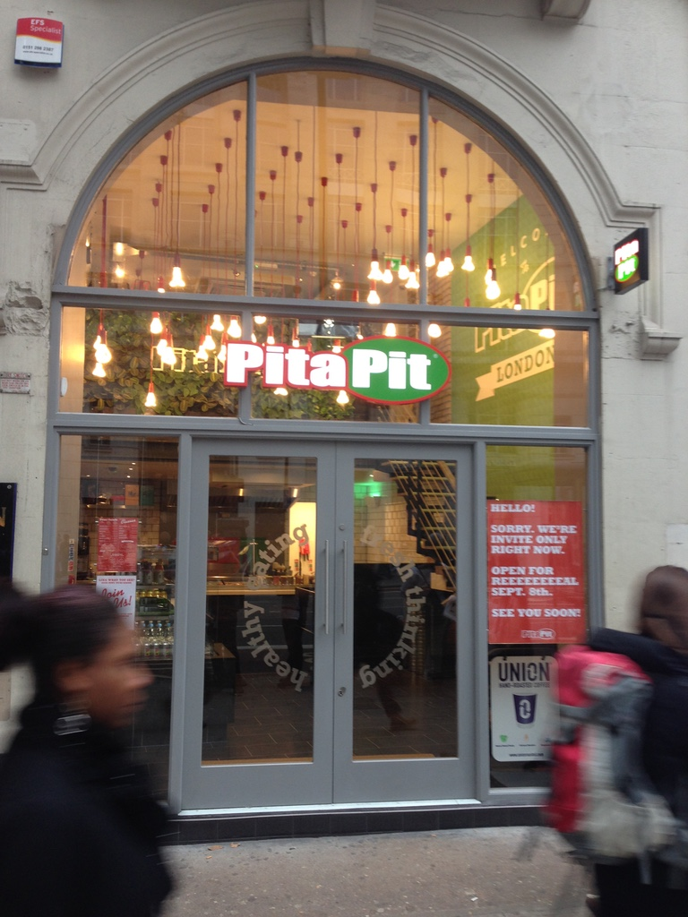 Pita Pit - IDENTITY / MARKETING