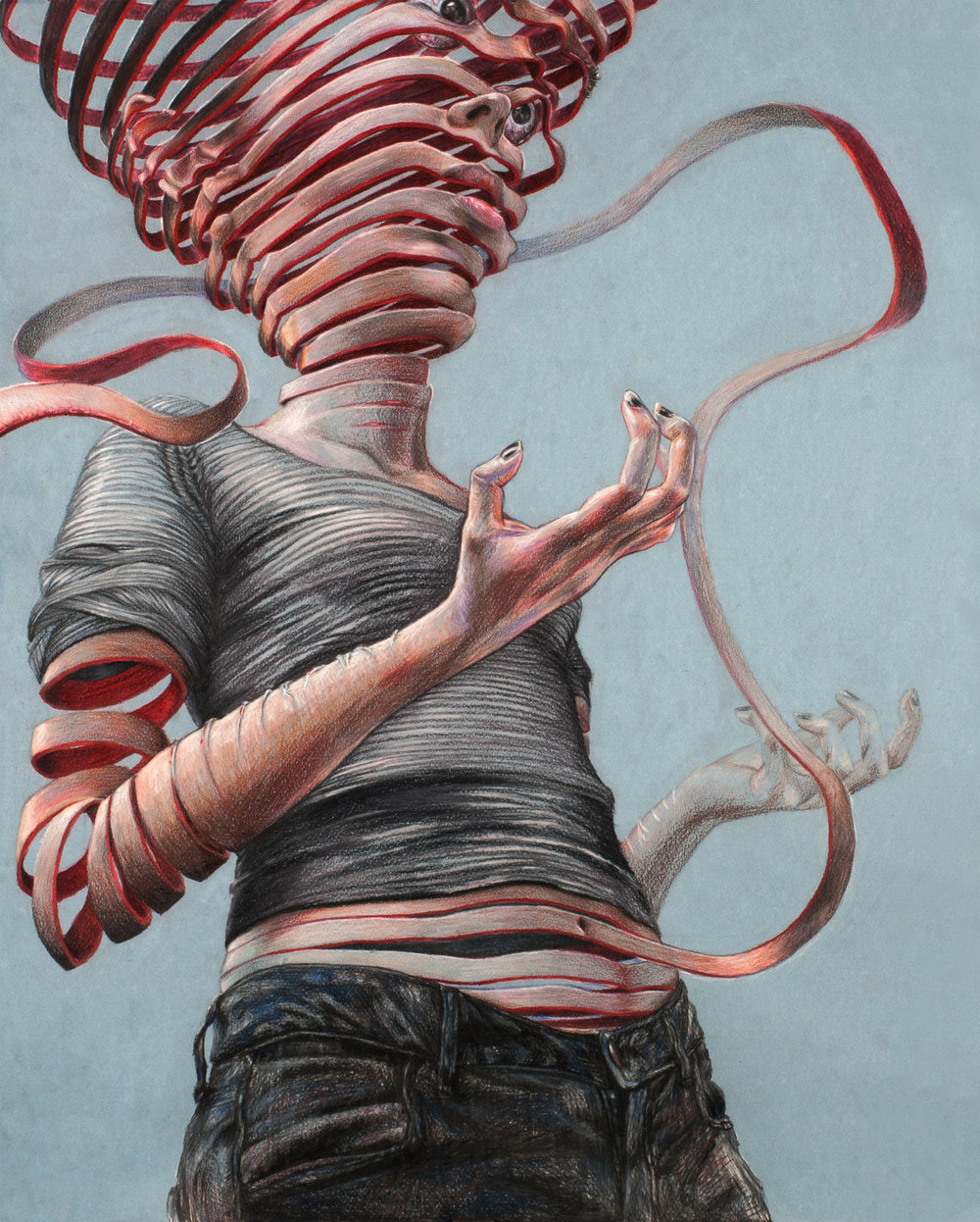 The Rhythm of Pain 19 x 25 Dec 2015 Colored Pencil EDITED for web.jpg