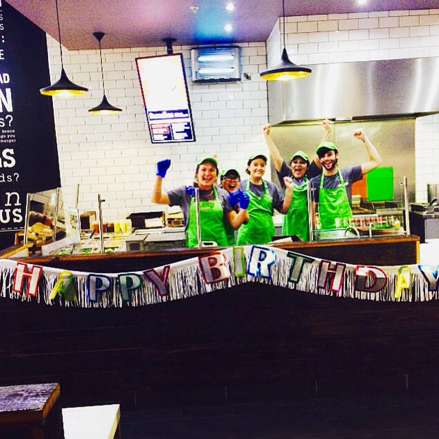 #Pitapit turns 20 this week! Pop in and help us celebrate... #PitaPitTurns20 #manchester #pitapituk #food