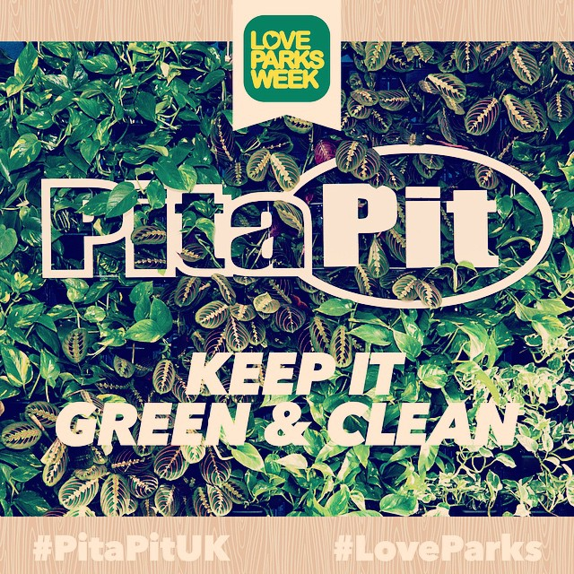It's #NationalParksWeek! What's your favourite green space in #Manchester? #LoveParks #PitaPitUK