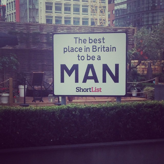 #manchester is the best place to be a man! Also a women if you ask us!