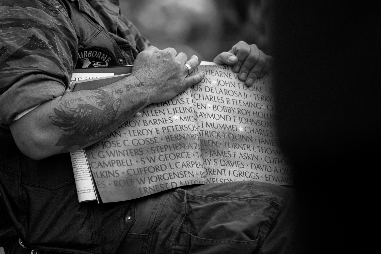 50th Anniversary of the Vietnam War Commemoration Ceremony
