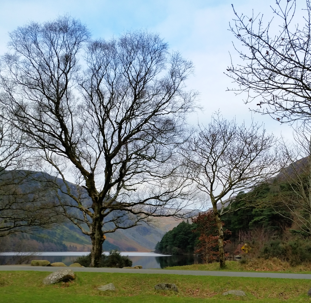 Glendalough Lake