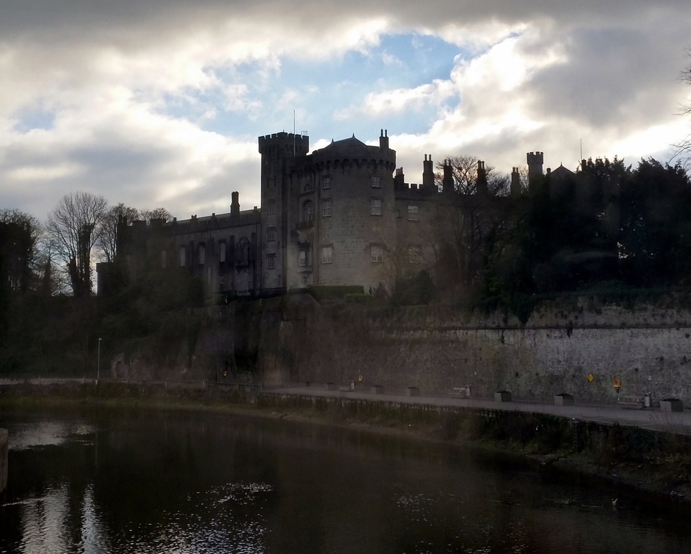 Kilkenny on the river