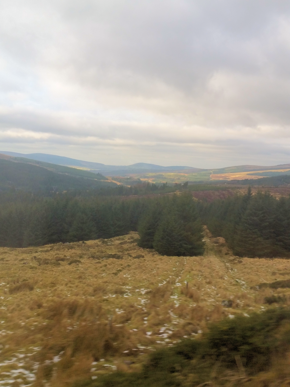 Beautiful Wicklow Mountains
