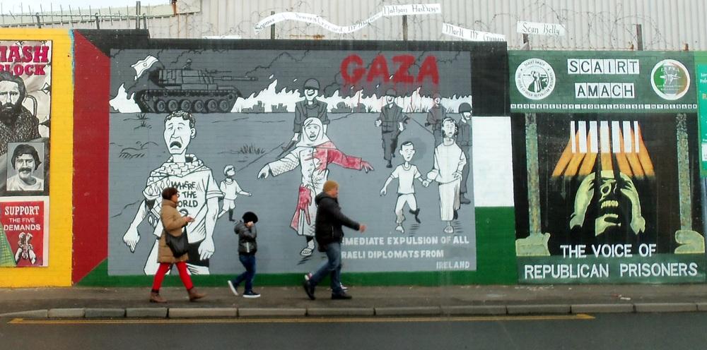 Nationalist Mural