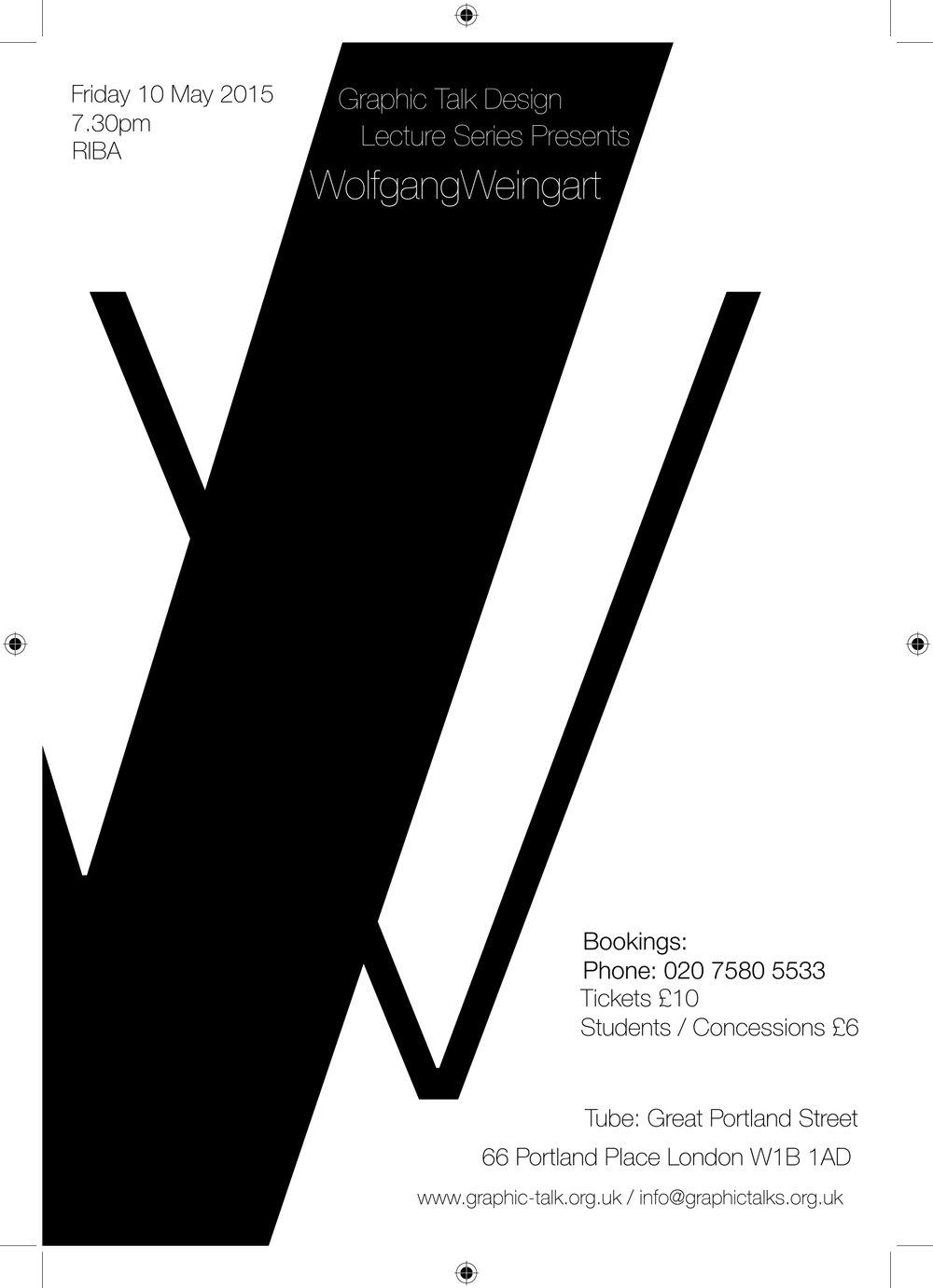 - Wolfgang Black&White Print