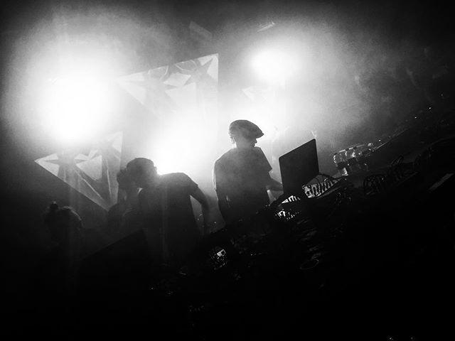 #techno #music #love #black&white #E1