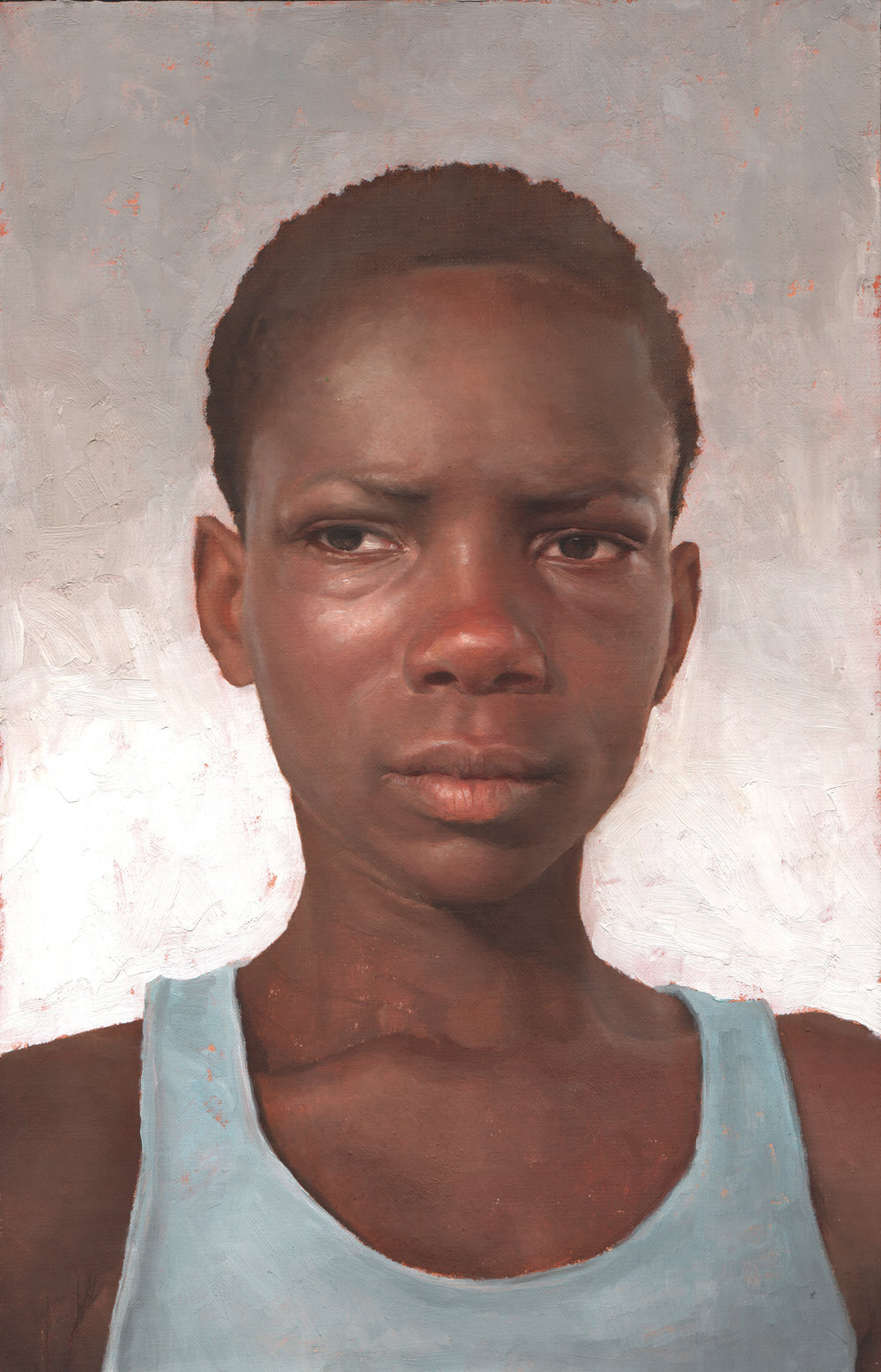 Boyhood, Oil on LInen, 2015
