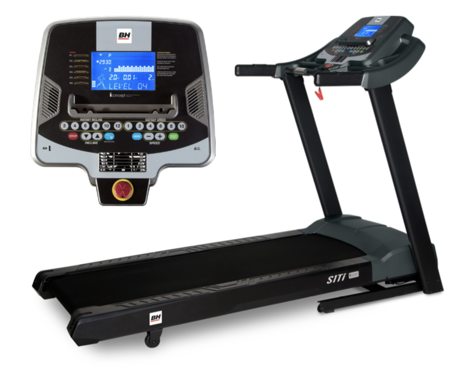BH-S1Ti-treadmill