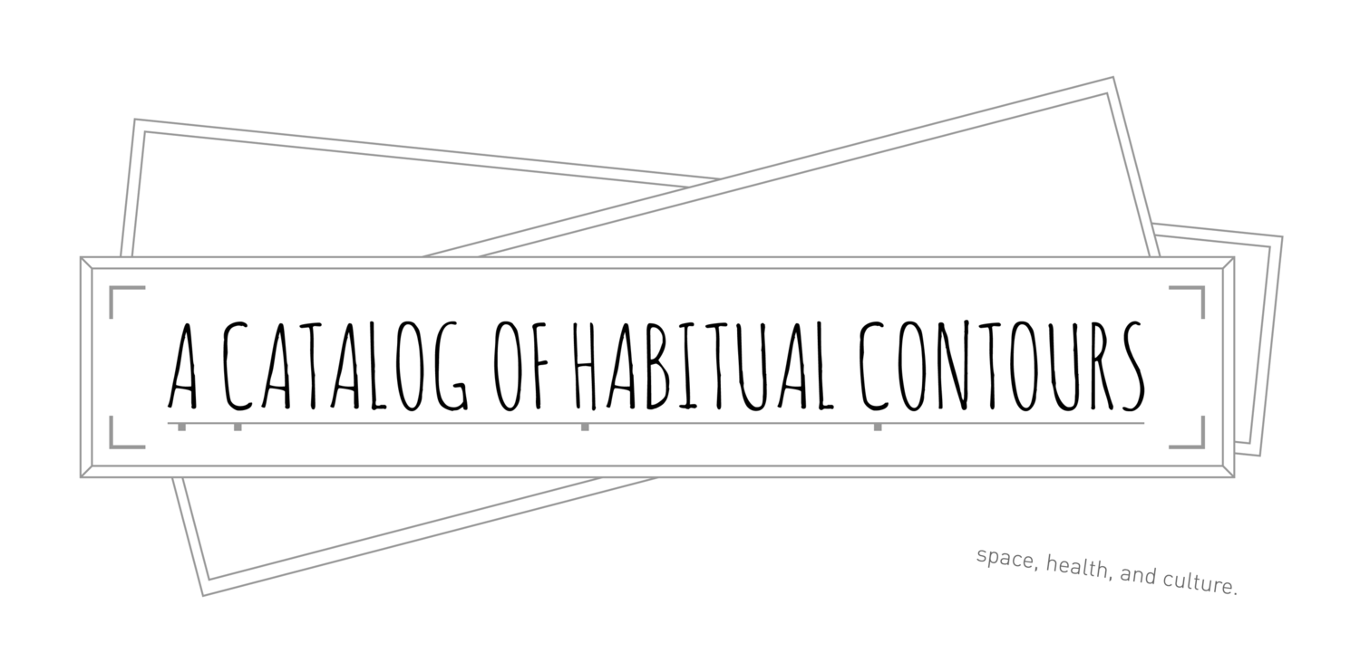A Catalog of Habitual Contours