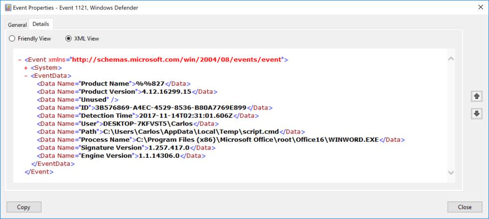 Windows Defender Exploit Guard ASR Rules for Office - Malware News