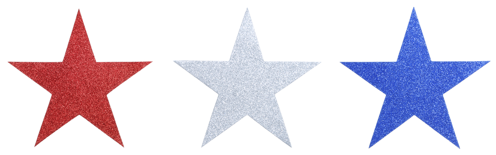 Image result for red and blue stars