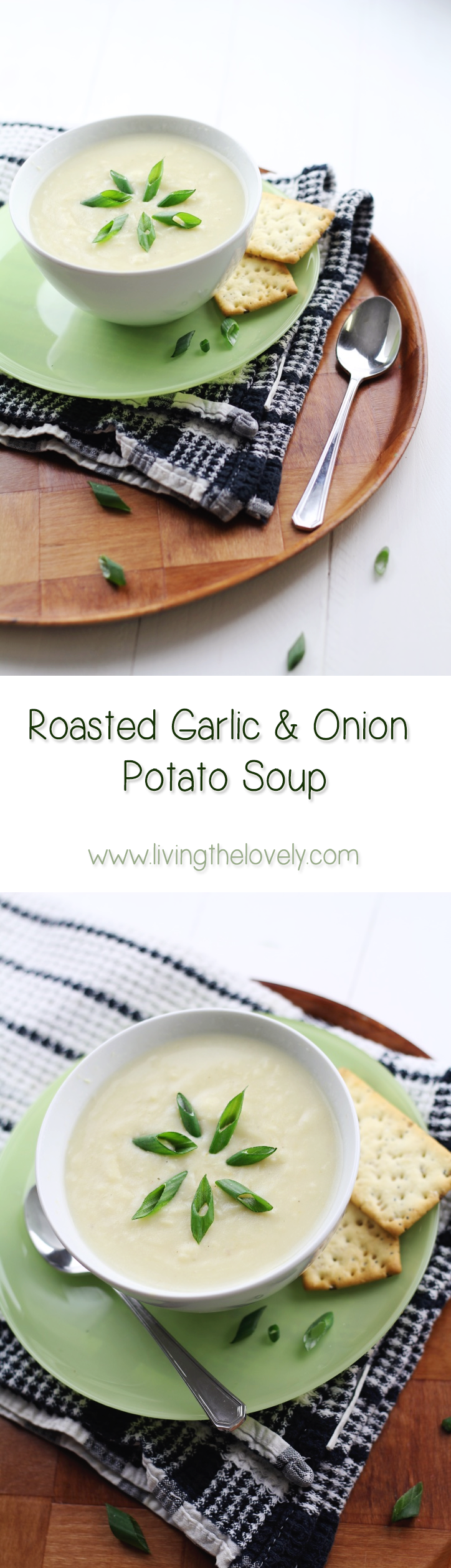 This recipe is a quick and easy soup to make that is great to prevent colds and flus! Packed with Garlic and Onions and very yummy!