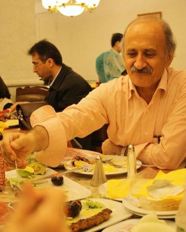Found out at 3 am Sunday that my Uncle Bijan has left this world. He was truly, genuinely, one of the most kind hearted people I have ever met. The thing I'll always remember about him is his deep laughter! He was always chuckling about something while smoking on his pipe (too cool for cigarettes). He was such a kind hearted and generous man who, despite the distance between us, always made us feel loved and special ❤️ he always picked us up from the airport when we visited with the biggest grin on his face...even at 4 in the morning! I've learned a big lesson from his passing. In the end, when we are no longer here, our worldly possessions and accomplishments won't mean much. What will matter most is how we are remembered. My family and I have been talking today and realized...all any of us have of him is good memories. Memories of his kindness. His generosity. His ability to make everyone smile. It is a legacy any of us would be blessed to have. I will miss his big heart ❤️❤️❤️ Rest In Peace Amu you will be greatly missed 😔😔 #restinpeace #uncle #love