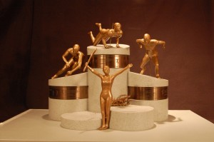 Proposed Olympic Legacy Monument -`Keeping the Inspiration Alive