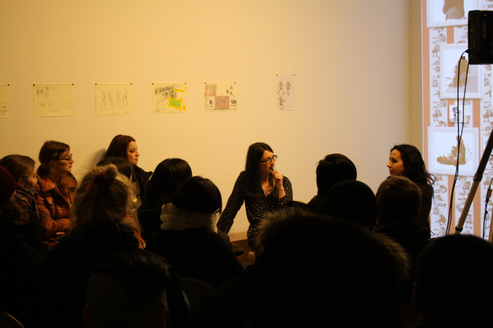 Show-Conversation with Jodi Waynberg, RU, Brooklyn. NY