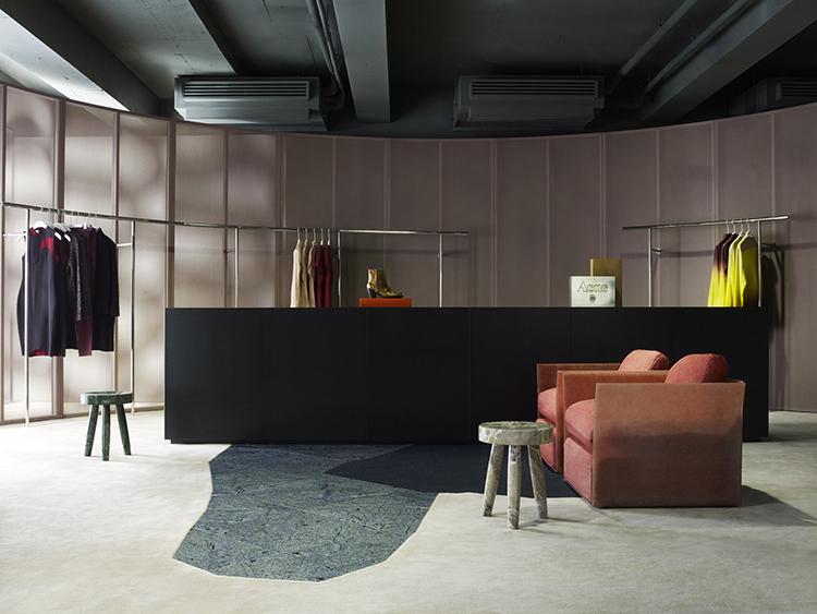 Les Petites Pestes Blog Acne Studios Interior By Bozarth