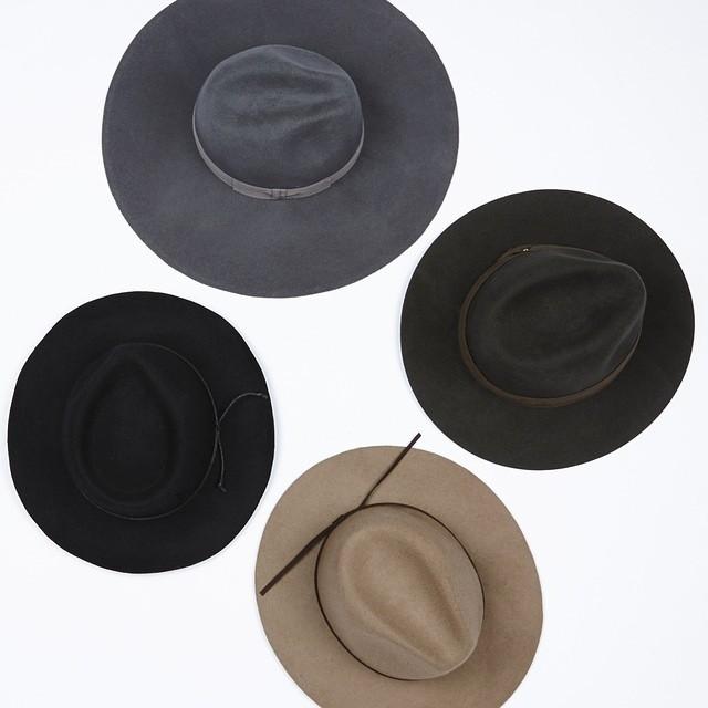 Rain__hail_or_shine._Hats_from__fallenbrokenstreet__Arvust_and_Agent_Ninetynine.__fallenbrokenstreet__arvust__agentninetynine__felthats__hats__generalpants_by_general_pants.jpg