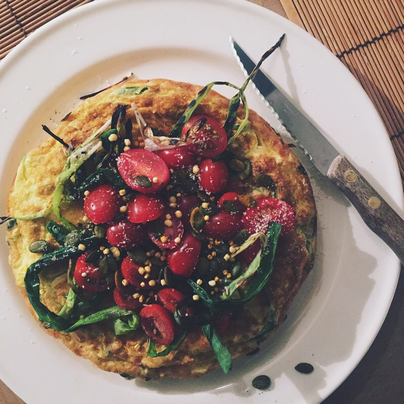leek-and-zucchini-frittata-green-kitchen-stories