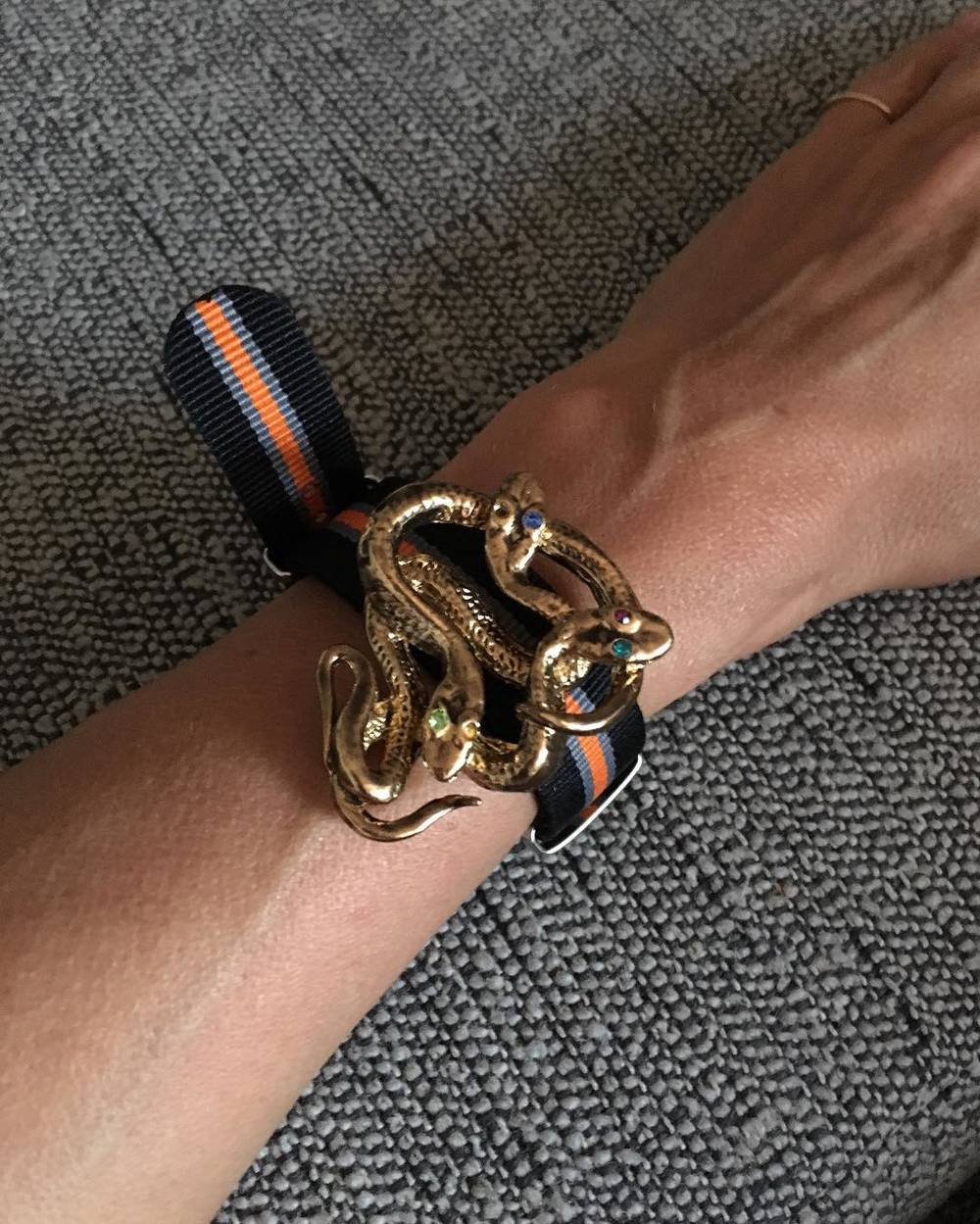 thanks_so_much___gabrielefrantzen__I_love_the_idea_with_the_old_school_rip_band.___gabrielefrantzen__snake__munich_by_roselangenbein.jpg