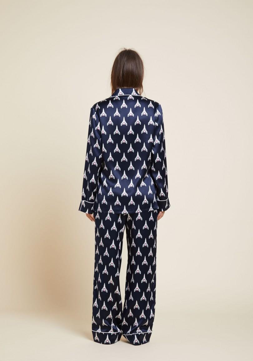 olivia-von-halle-lila-rocky-silk-pyjama-navy-back-view-ss1801.jpg
