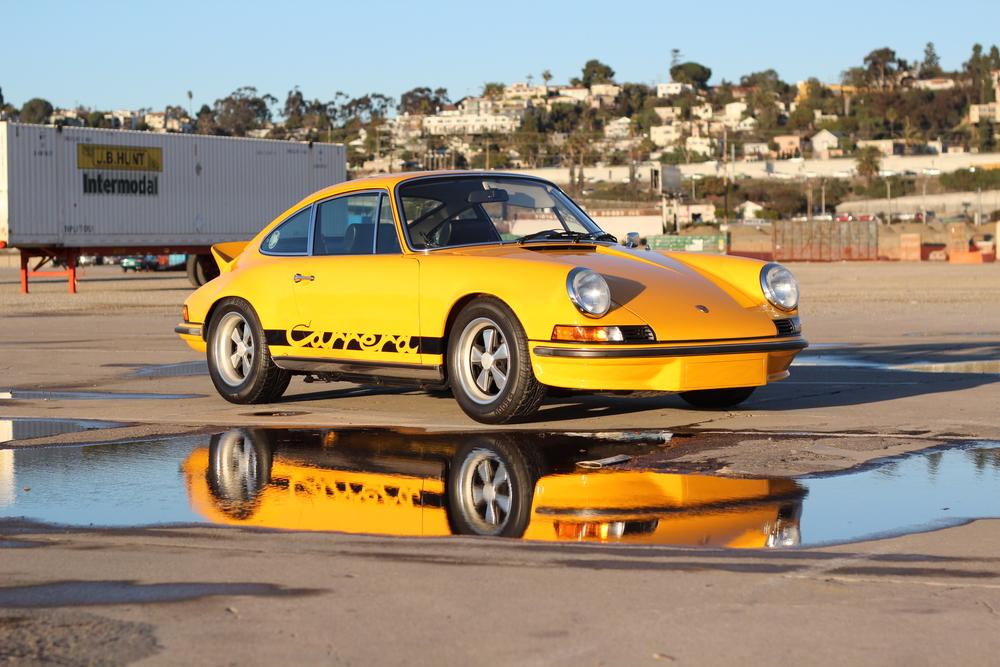 1973 Porsche RS