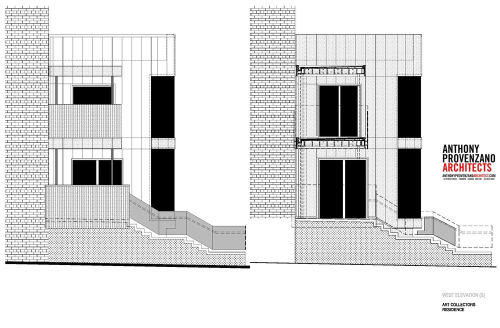 ELEVATION/SECTION-ELEVATION