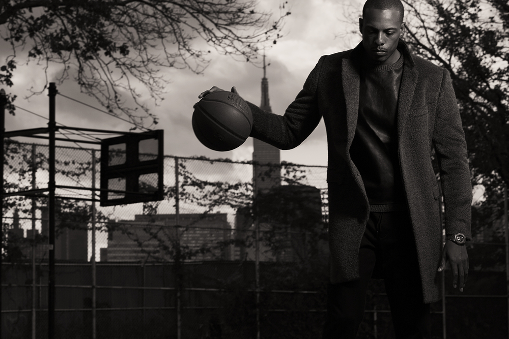 DUJOUR MAGAZINE - PAUL PIERCE