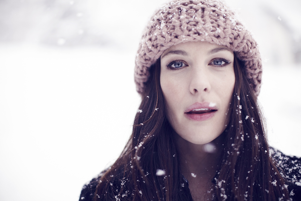 LIV TYLER  - INSTYLE