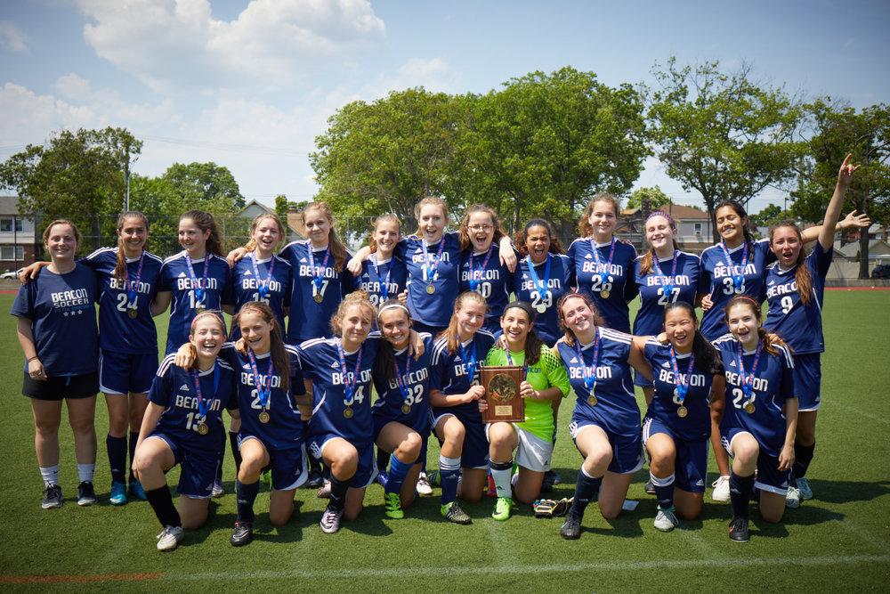 Beacon Soccer 2017 Championship