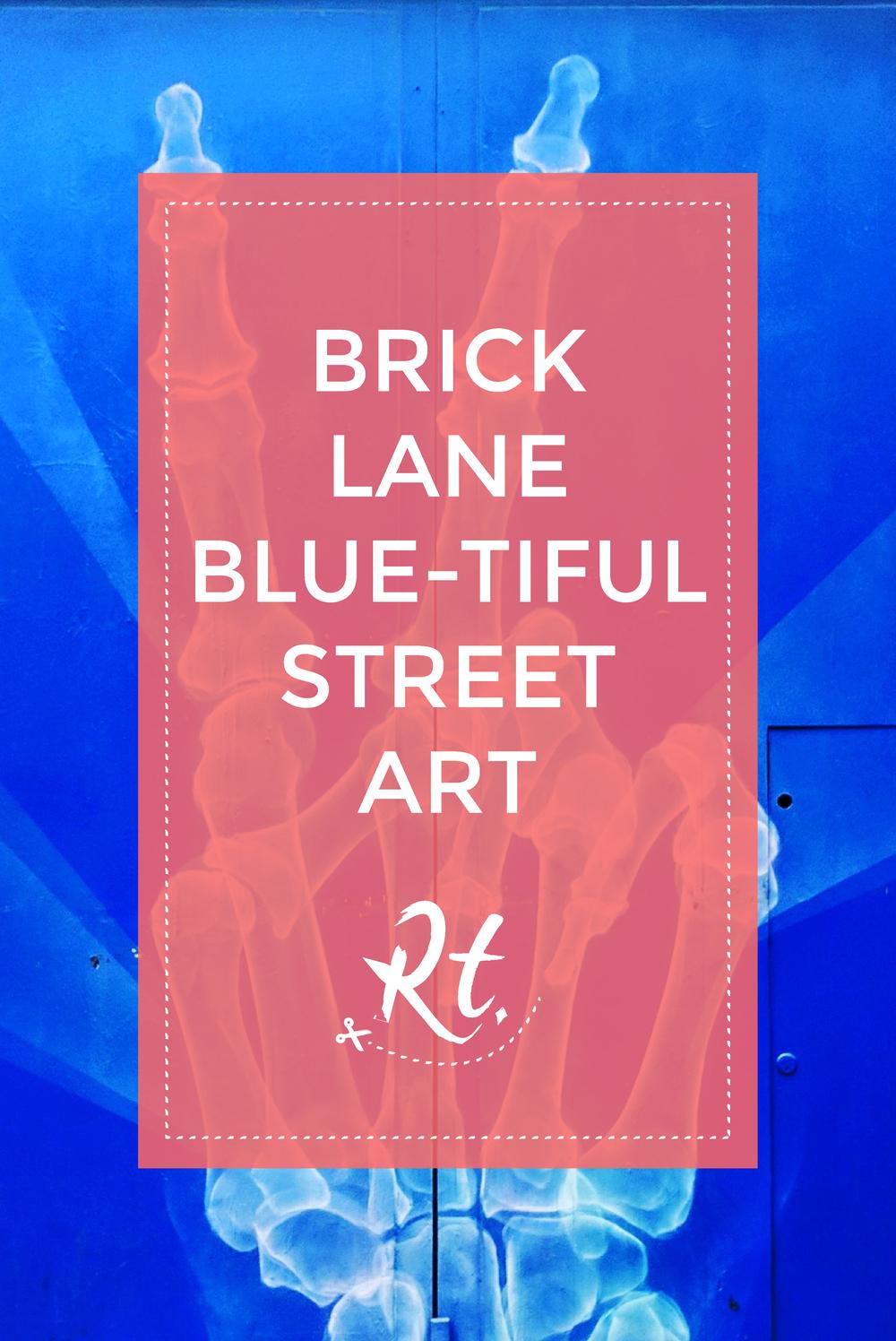 Brick Lane Street Art, Shok-1