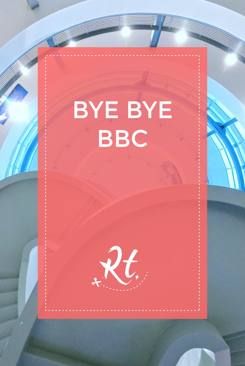 BBC Worldwide, spiral staircase