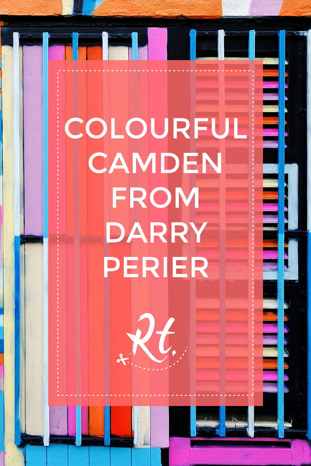 Darry Perier Colourful Camden Town