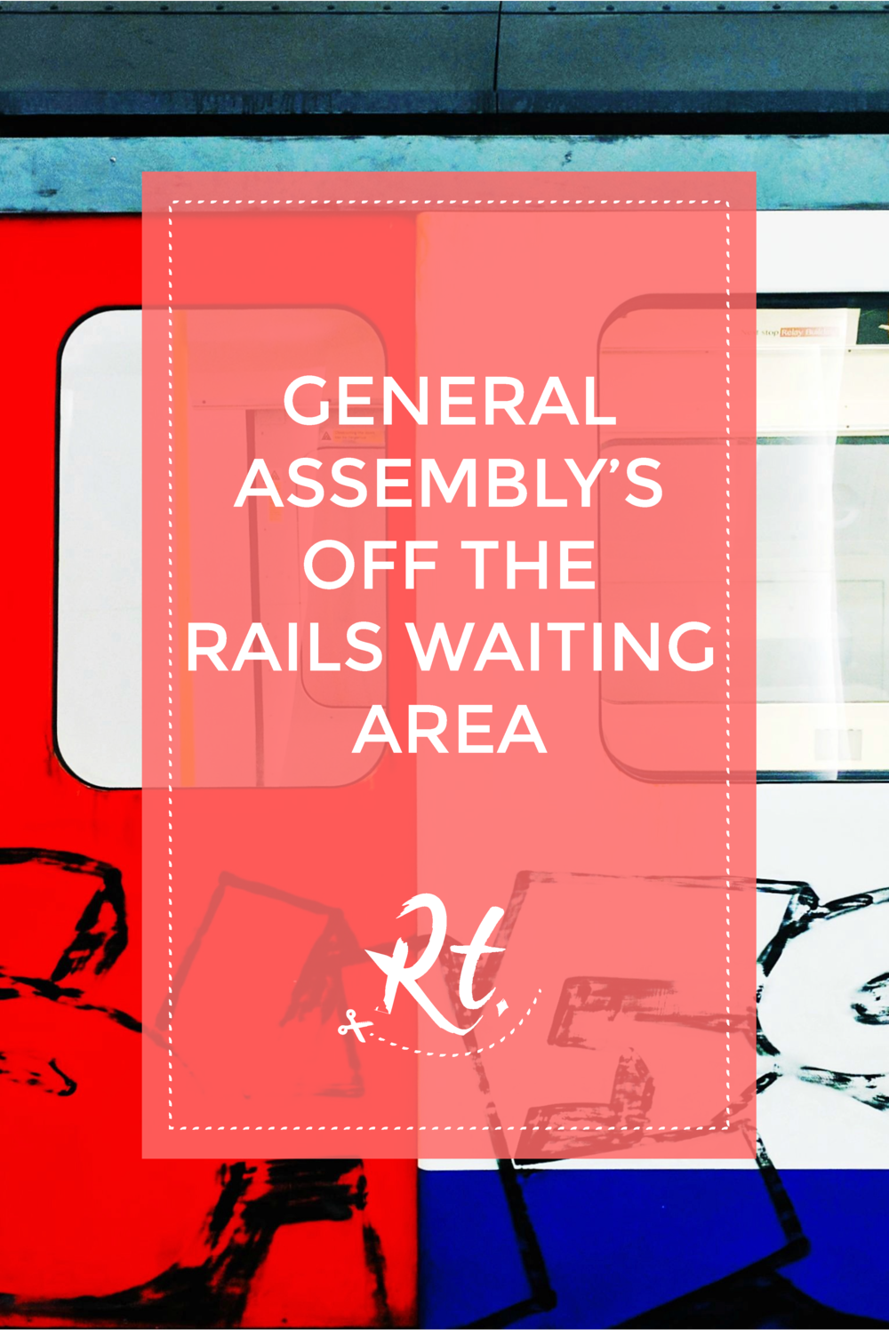 General Assembly's Tube Car Waiting Area