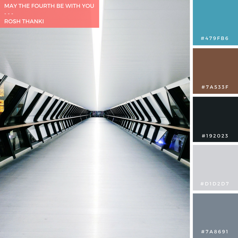 Colour Palette, One Canada Square at Canary Wharf