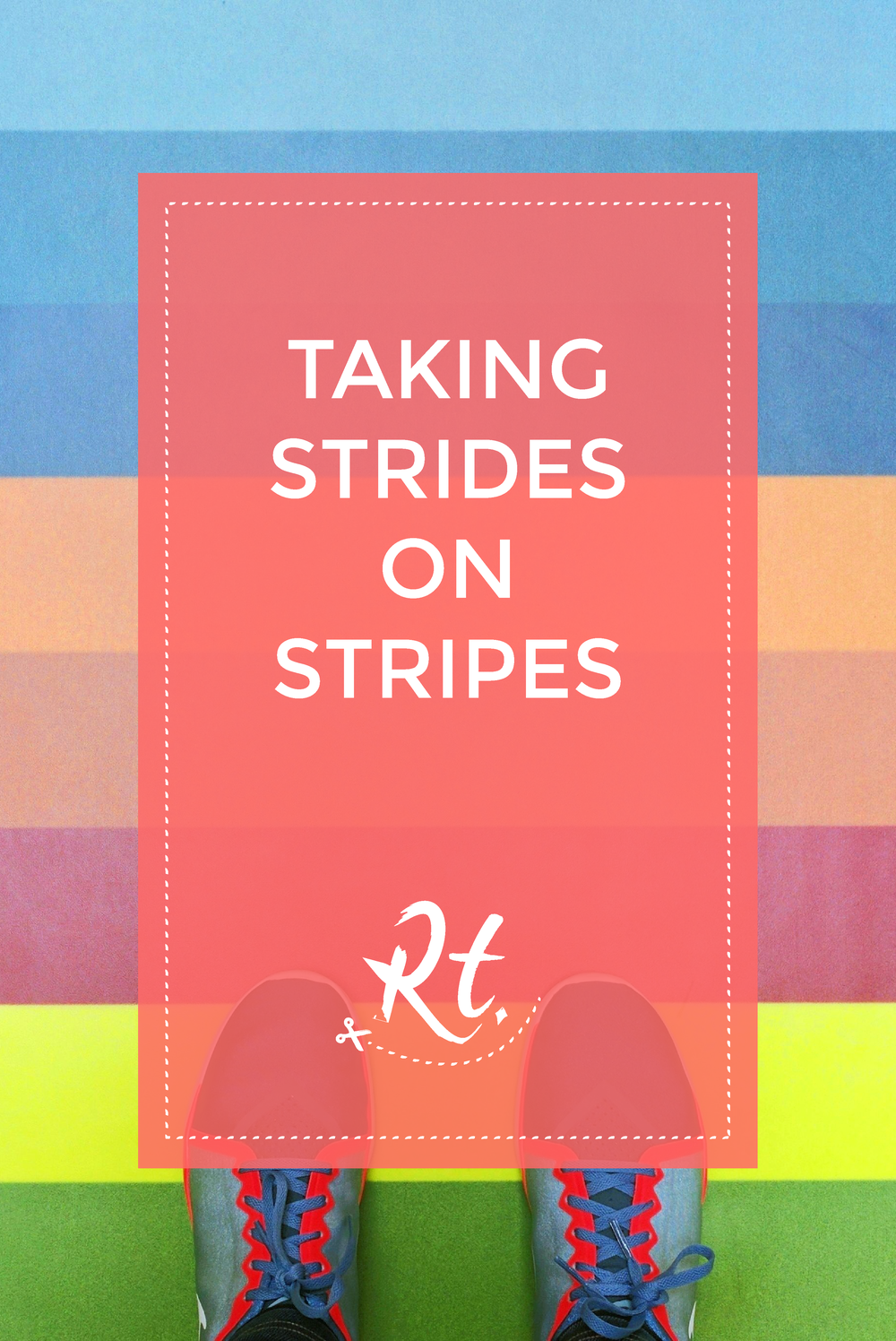 Taking Strides on Stripes by Rosh Thanki, from where I stand photo at the National Army Museum