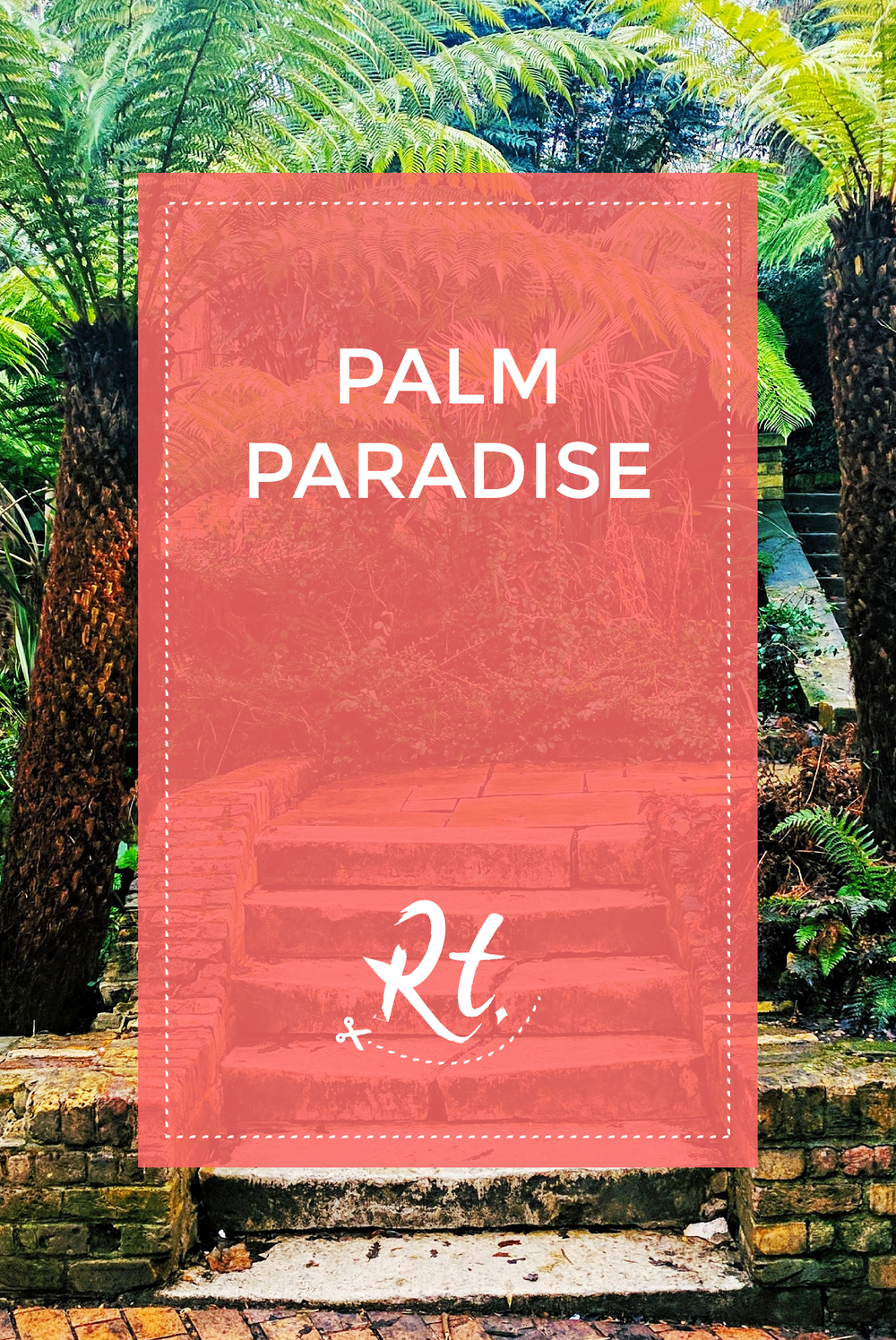 Palm Paradise by Rosh Thanki, Holland Park palm trees