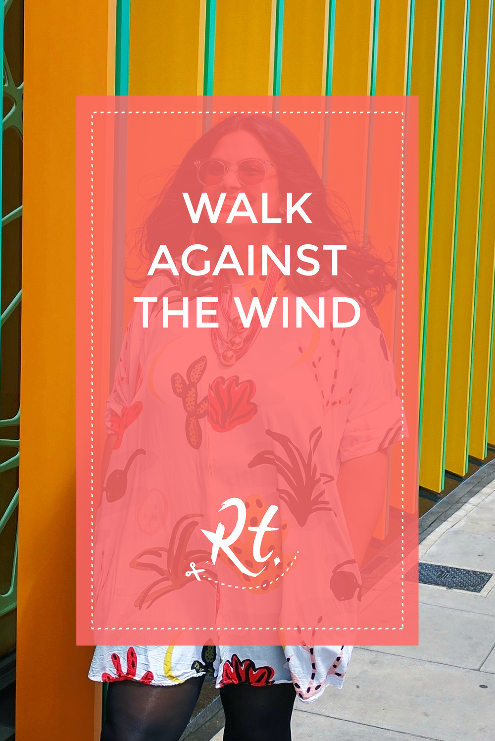Walk Against the Wind by Rosh Thanki, wearing monki dress