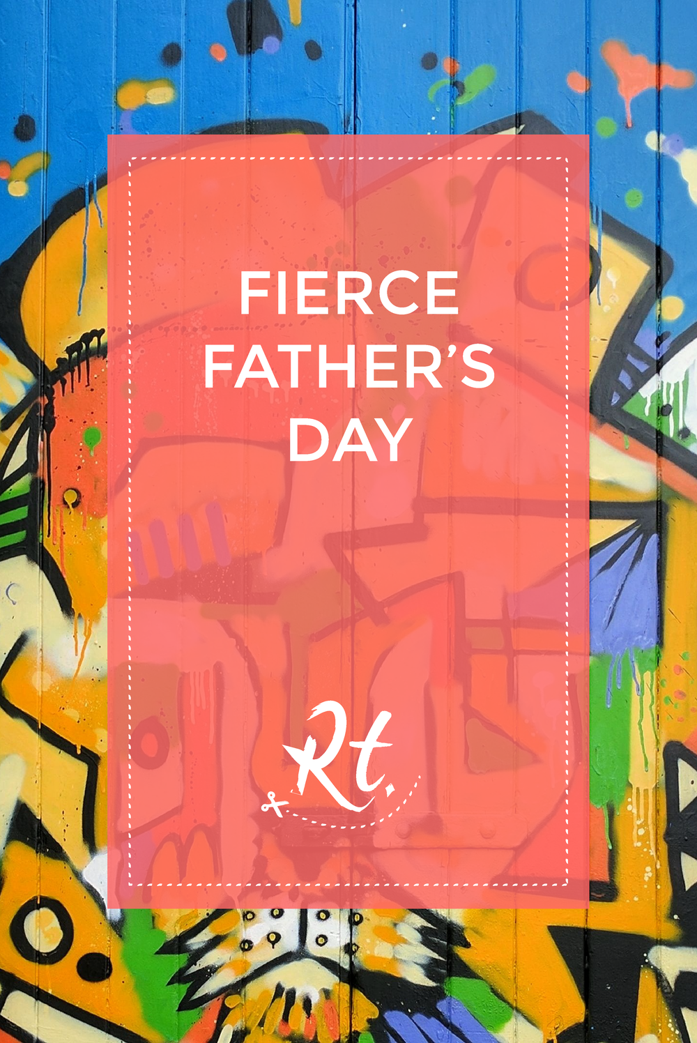 Fierce Father's Day by Rosh Thanki, Decolife lion mural in Camden.png