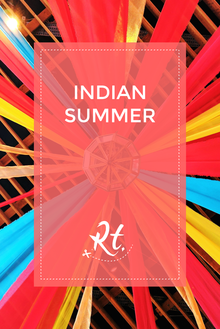 Indian Summer by Rosh Thanki, Pop Up India at Proud East in Haggerston