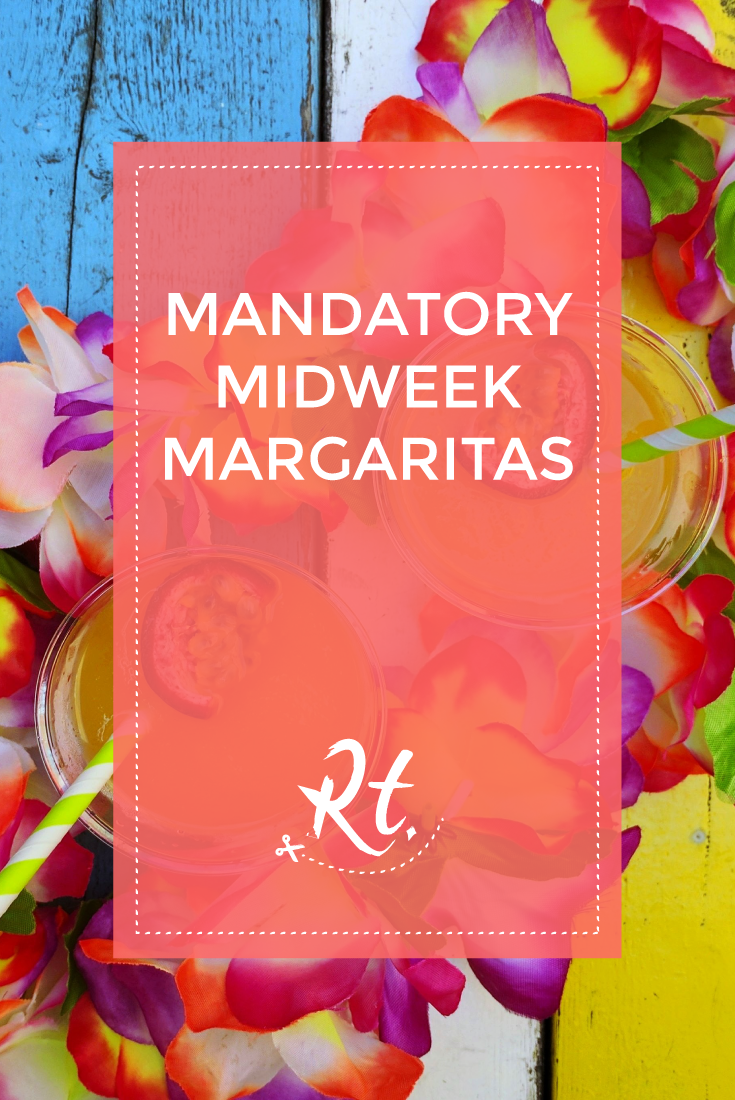 Mandatory Midweek Margaritas by Rosh Thanki, cocktails at Barrio bars in Shoreditch