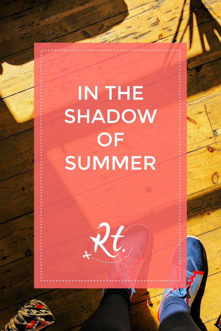 In the Shadow of Summer by Rosh Thanki, From Where I Stand Photo with Shadow Play