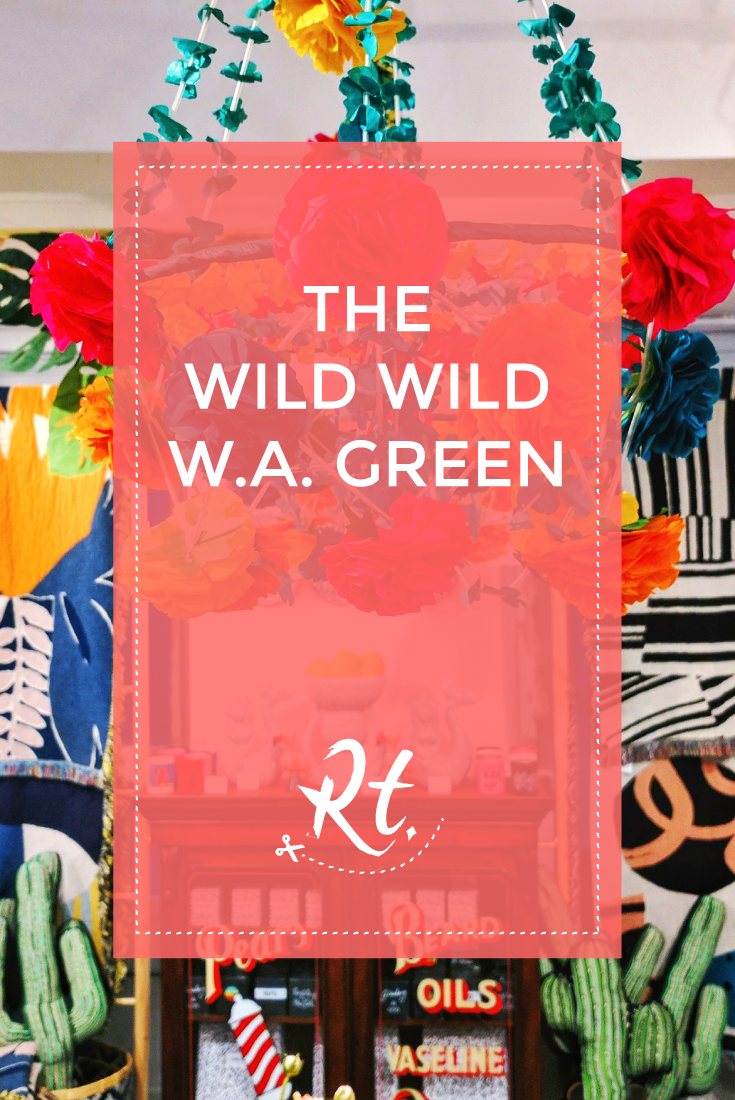 The Wild Wild W.A. Green by Rosh Thanki, Shoreditch interior design and decoration shop.png